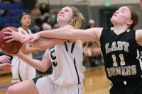 Gallery: Girls Basketball Clallam Bay @ Mount Rainier Lutheran